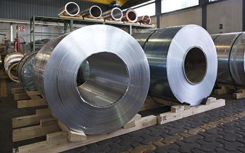 Imagen cinta de aluminio