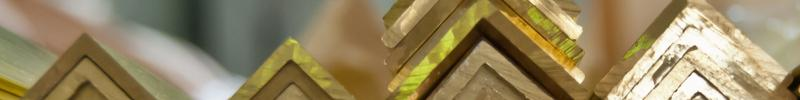 Image Profils en laiton